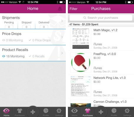 Slice shopping app adds product recalls, improves price drop tracking
