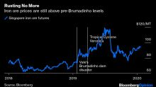 The Iron Ore Party Is Drawing to a Close