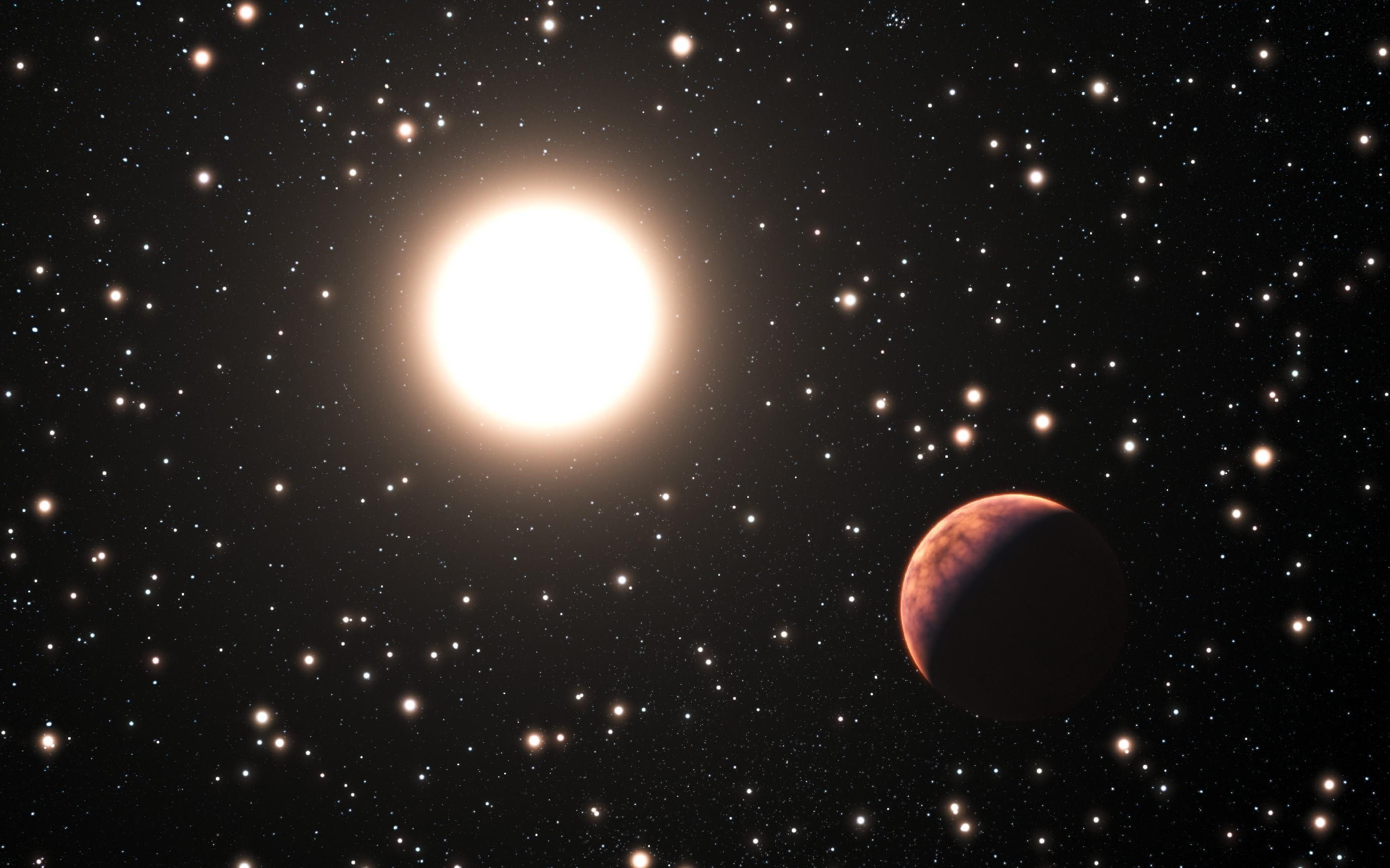 quadruple star system with planets - photo #24