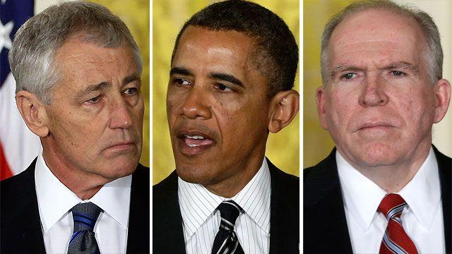 Obama announces nominees for national security team