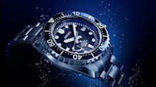 WatchTime New York: Seiko partners with Fabien Cousteau to protect the ocean