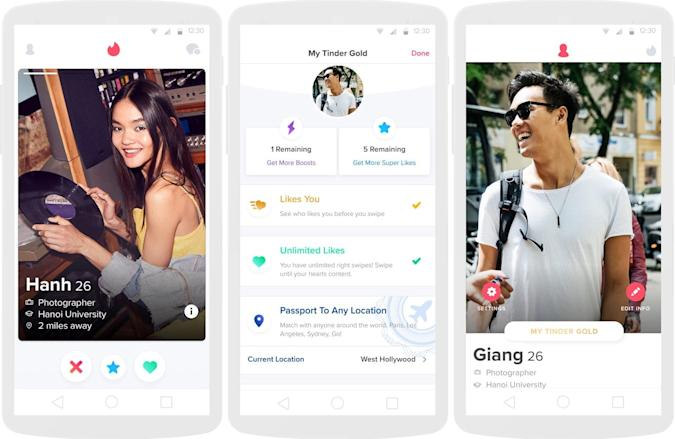Tinder Lite brings the dating app to countries with limited data | Engadget