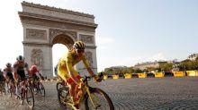 Tadej Pogacar leads the way for a new Tour de France generation
