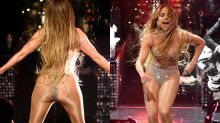 Yes, Jennifer Lopez does look incredible in a thong at the Time 100 Gala