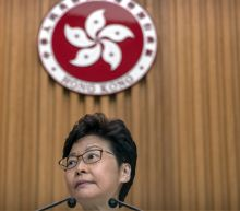 Hong Kong's leader: Territory not becoming a police state