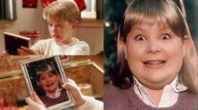 """La """"novia"""" del hermano mayor de Home Alone... ¡era un niño!"""