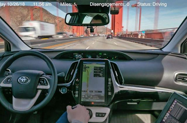 Ex-Uber engineer claims to travel 3,099 miles in a self-driving car