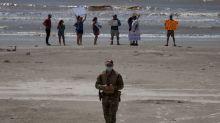 Florida, Texas post daily COVID-19 records as 'positivity' rates climb
