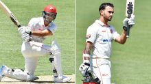Records tumble in 'unbelievable' Sheffield Shield masterclass