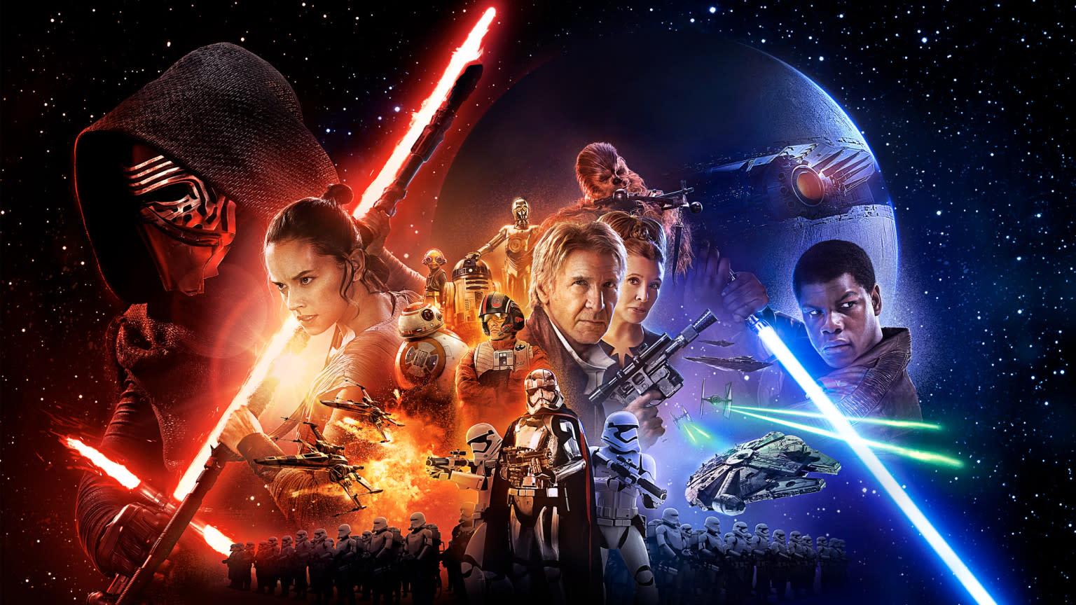 Critics of 'Star Wars: The Force Awakens' blast new film – here's what they said