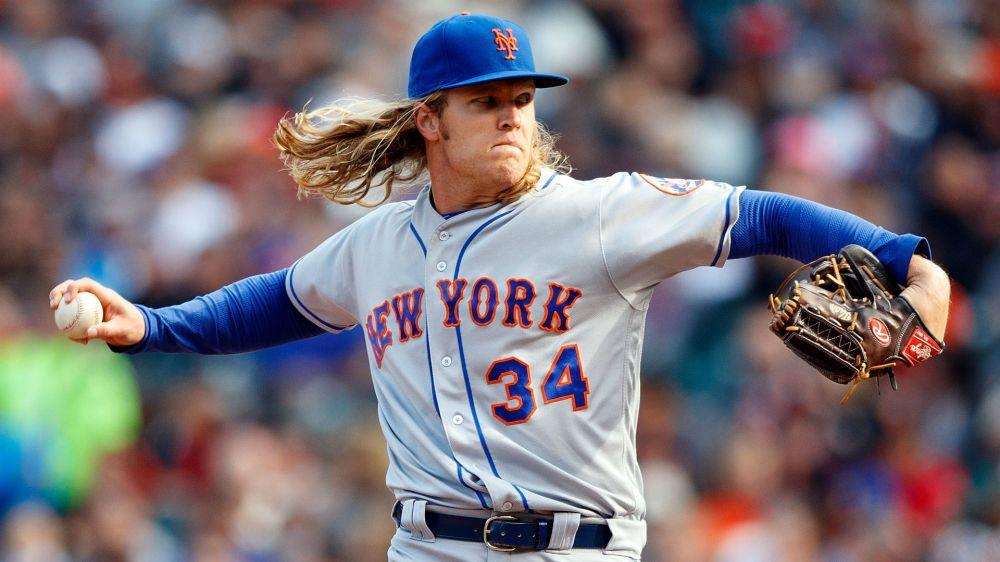 Noah Syndergaard injury update: Mets ace has partial lat tear