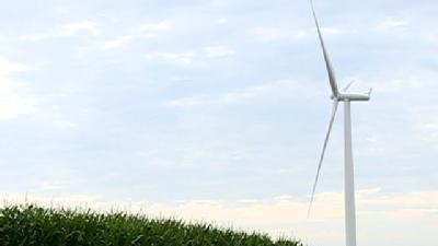 Iowa Wind Farm Project Under Way