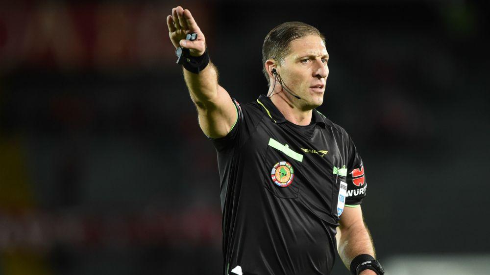 Néstor Pitana dirá presente en Copa Confederaciones