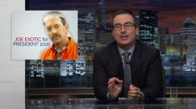 John Oliver on surprising 'Tiger King' appearance: 'I was hoping we'd be left out of that'