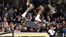 Skateboarder Nyjah Huston on going to the Olympics: 'I'm stoked'