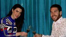 Sergio Ramos y Pilar Rubio: la viva imagen del amor en el cumpleaños de la presentadora