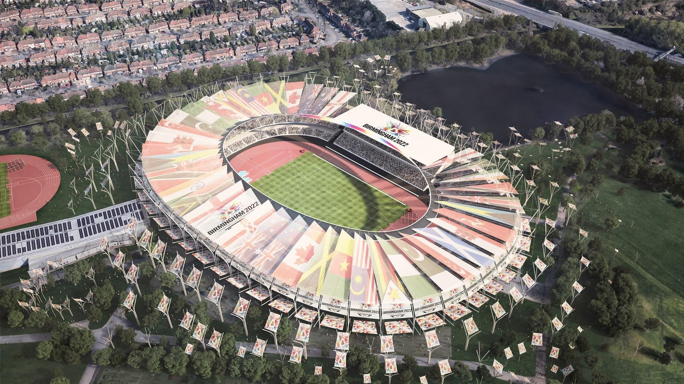 Birmingham 2022 scraps plan for single-site athletes' village at Perry Barr