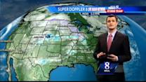 Winter weather watches in effect for some areas
