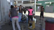 El suplicio de los venezolanos por agua y combustible en cuarentena