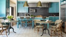 30 Blue Kitchens Designed To Perfection