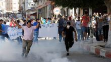Moroccan police fire tear gas to disperse protests in north