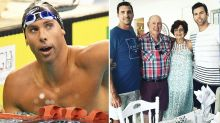 'Never shared that': Grant Hackett spills 40-year family secret