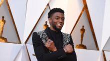 Chadwick Boseman: Arsenal's Aubameyang and Lewis Hamilton lead sport tributes to Black Panther star