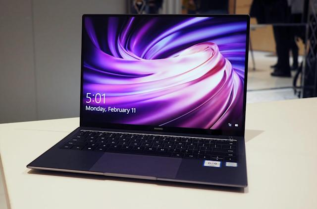 Huawei MateBook X Pro hands-on: Modest upgrades to a solid laptop