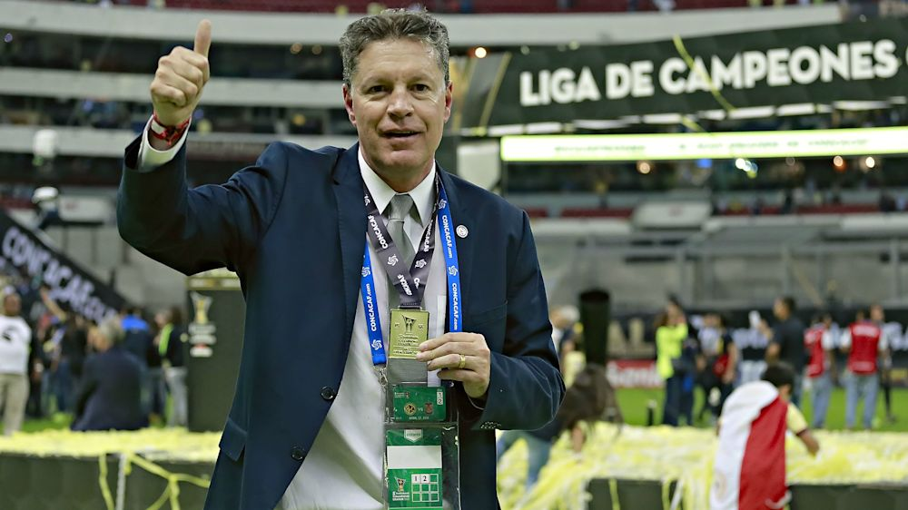 Club America sporting director Pelaez leaves club