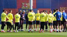 Barcelona confirma que um de seus jogadores testou positivo para coronavírus