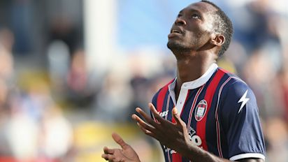 Simmy Nwankwo's Crotone escape relegation from Serie A