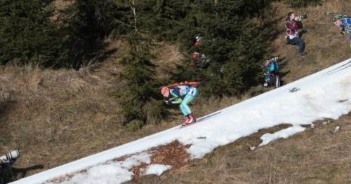 Biathlon - Dopage - Suspension levée pour Olga Abramova, positive au meldonium