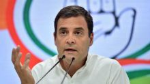 Can govt confirm no Chinese soldier has entered India, asks Rahul Gandhi