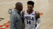 Sixers guard Danny Green will miss 2-3 weeks with right calf strain