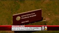 Man In Custody After Suspicious Truck Is Spotted At Picatinny Arsenal