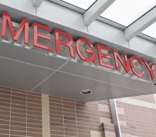 Man Intentionally Crashed His Car Into ER and Set Himself On Fire, Police Say