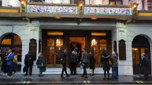 UK theatres reopen to live audiences
