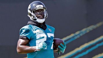 Fournette ready for 'clean start' with Jags this year