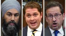 Tories, NDP won't support throne speech but Bloc will back Liberals' agenda if it comes to vote
