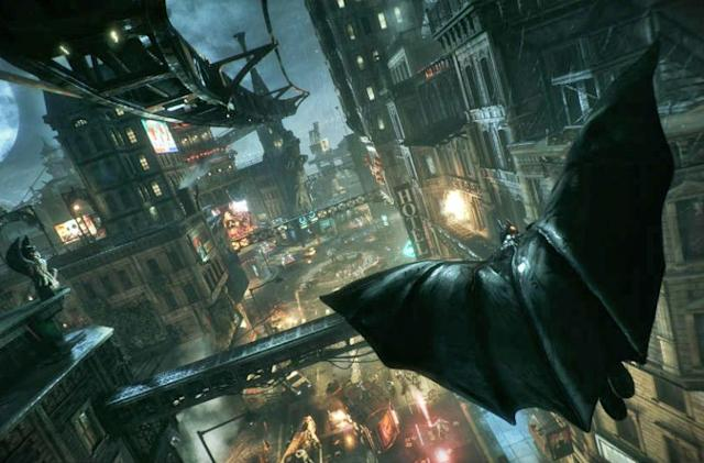 'Batman: Arkham Knight' for PC should be less broken now