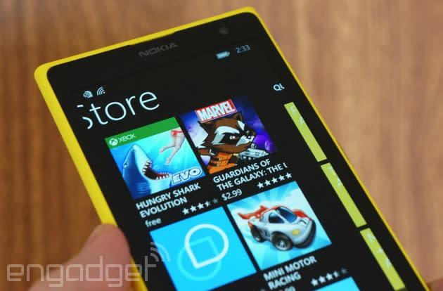 Windows Phone has nearly twice as many apps as it did a year ago