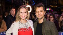 Rachel Riley returns to work on 'Countdown' with baby daughter Maven