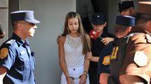Nuevo revés. La Justicia de Entre Ríos rechazó la apelación de Nahir Galarza
