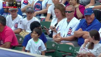 'Bad guy' at Cubs game might really be a good guy