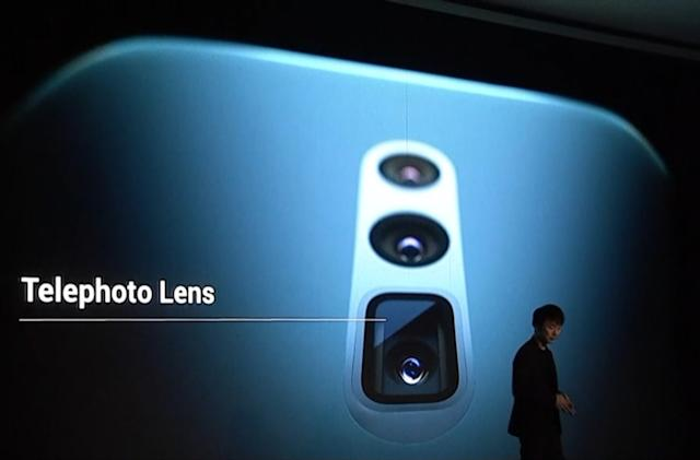 Oppo phone with 10x zoom camera will launch this spring