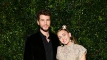 Miley Cyrus and Liam Hemsworth Looked Real Cute at Chanel's Pre-Oscars Dinner