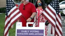How the U.S. early vote surge is shaping Trump, Biden endgames