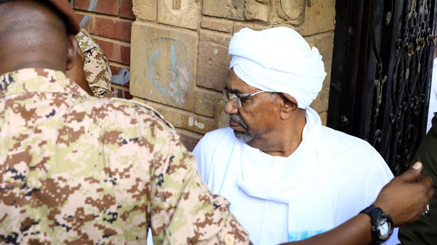 Corruption charges leveled against Sudan's al-Bashir