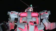 【有片】台場Unicorn Gundam開展前夜變型 官方宣佈春季有新UC Project