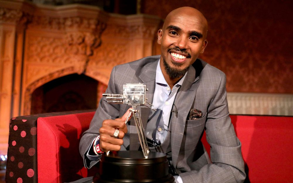Mo Farah upset the odds to win this year's SPOTY - PA